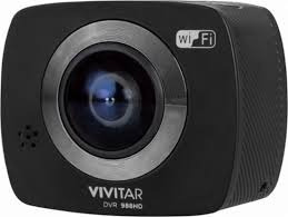 camera 360 graus vivitar dvr 988hd 4k (gopro 360)