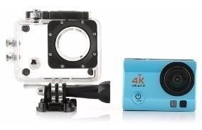 camera ação 4k esporte prova d'agua 30m barato envio rapido