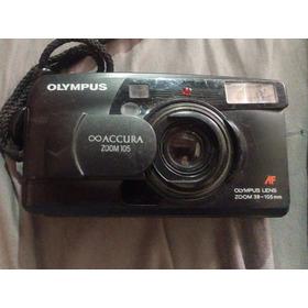 Câmera Analógica Olympus Acura