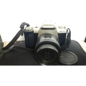 Câmera Analógica Pentax Mz 50 - Decoração/vintage/antiga