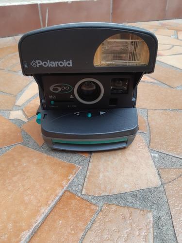 camera analógica polaroid 600 onestep funciona com detalhes*