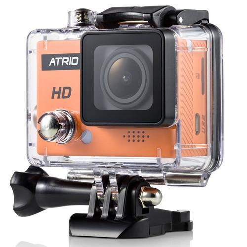 camera atrio hd 720p prova d'água nfe 1anogarantia tipogopro