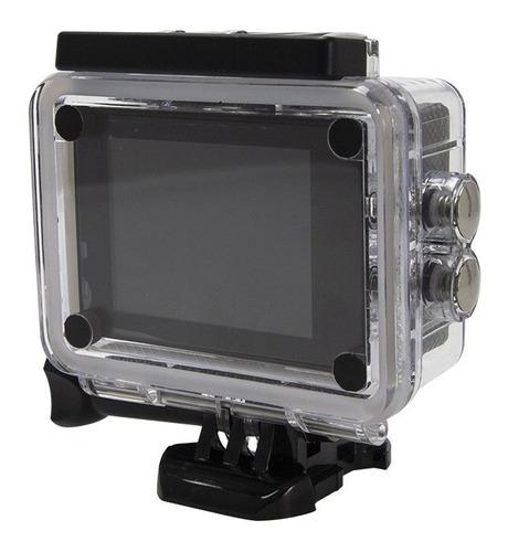camera aventura action 4k ultra hd inova - cam-7185