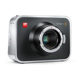 Câmera Black Magic Cinema 4k Lente Canon