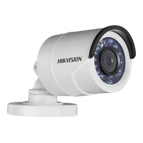Câmera Bullet Hikvision 2 Mp Full Hd 1080p Ds-2ce1ad0t-irp