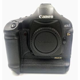 Câmera Canon Eos 1ds Mark Ill Com Garantia De 6 Meses