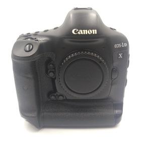 Câmera Canon Eos 1dx Excelente Estado C 2 Baterias