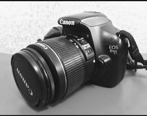 camera canon eos rebel t3