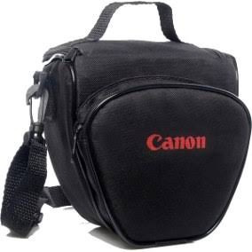 camera canon eos rebel t6i dslr só corpo + bolsa + sd32gb