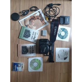 Camera Canon Eos Xs + Lente 18-55 Original Com 9130 Clicks