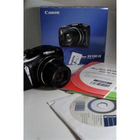 Camera Canon Powershot Sx130is 12.1mp