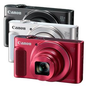 Câmera Canon Powershot Sx620 Hs / Zoom 25x / Cores / Nova