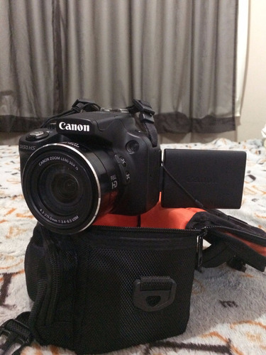 camera canon sx50 hs 50x zoom 12.1 mp
