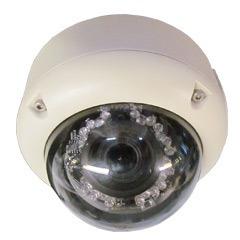 camera color dome ccd1/3 550l 20m varifocal3.6~12mm novacell