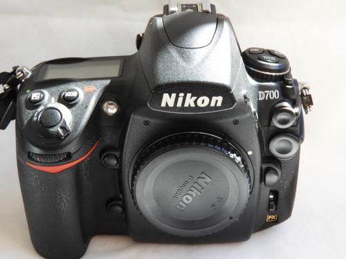 camera d700 nikon menos de 36k super conservado uso amador