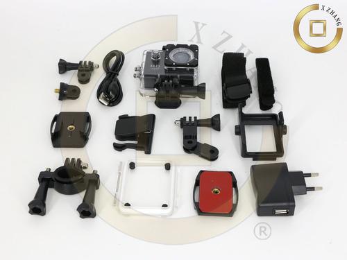 camera de ação digital full hd 1080p wi-fi pro sport