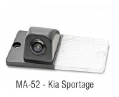 camera de re automotiva para kia sportage, carens, santa fe,