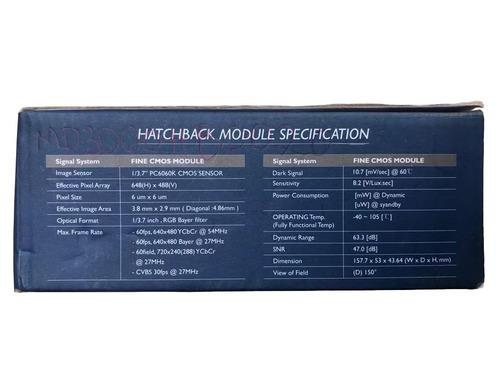 camera de ré original hyundai hb20 hatch (2012/2015)