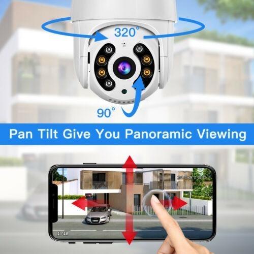 camera de segurança smart ip icsee mini dome full hd