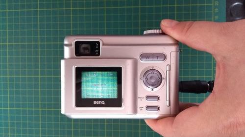 camera digital benq dc4500 (funcionando)