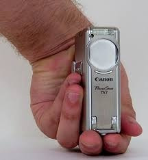camera digital canon powershot tx1