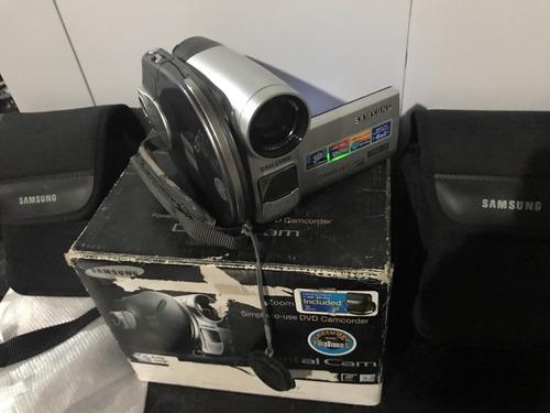 camera digital e filmadora samsung sc-dc163
