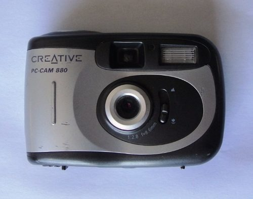 CREATIVE PC CAM 880 DOWNLOAD DRIVER