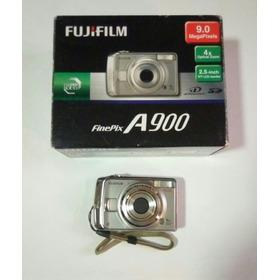 Câmera Digital Fujifilm A900 Ta Esperando O Que Pra Comprar?