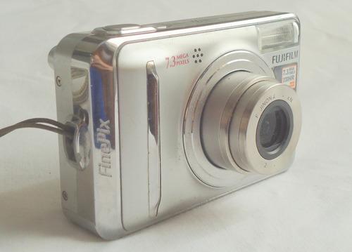 camera digital fujifilm finepix a700 com defeito