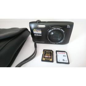 Camera Digital Nikon 20.1mp