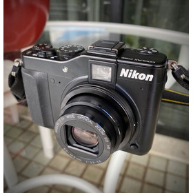 Camera Digital Nikon Coolpix P7000 - Praticamente Sem Uso