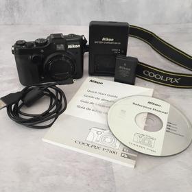 Câmera Digital Nikon Coolpix P7100 - Impecável E Completa