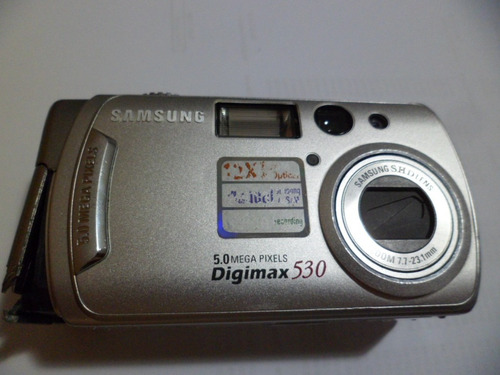 camera digital samsung digimax 530