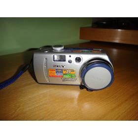 Câmera Digital Sony Cibershot Dsc-p50