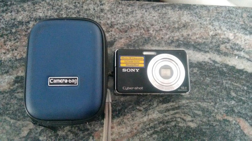 camera digital sony cyber shot 12.1
