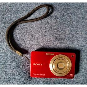 Câmera Digital Sony Cybershot Dsc-w560