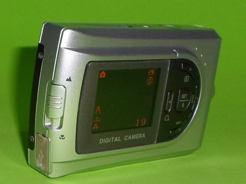 camera digital stell marca mirage