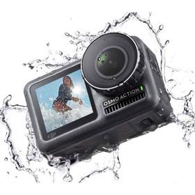 Câmera Dji Osmo Action 4k Anatel Estabilização Prova D'água