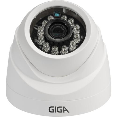 camera dome 3,2mm infra 20m 720p ahd plus gshdp20db giga