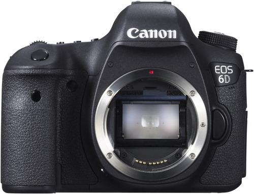 camera dslr canon 6d corpo fullframe wifi profissional