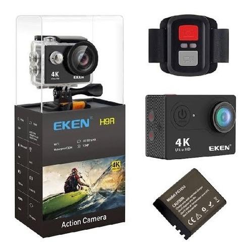 camera eken h9r 4k original wifi+ cartão 32gb sandisk clas10