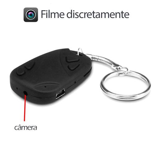 camera escondida casa chaveiro fotografica equipamentos