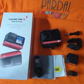 Câmera Esportiva Insta 360 One R Twin Edition - Pardal Hobby