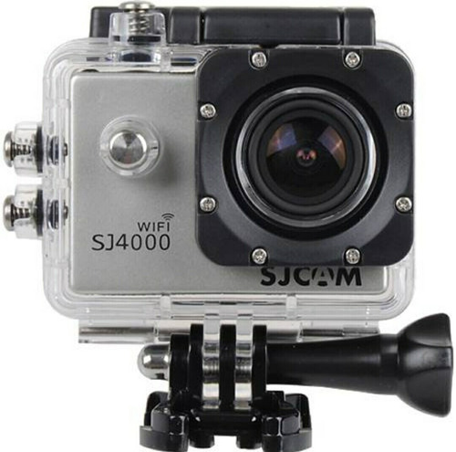 camera esportiva sjcam sj4000 wifi fullhd 1080p prova d'agua