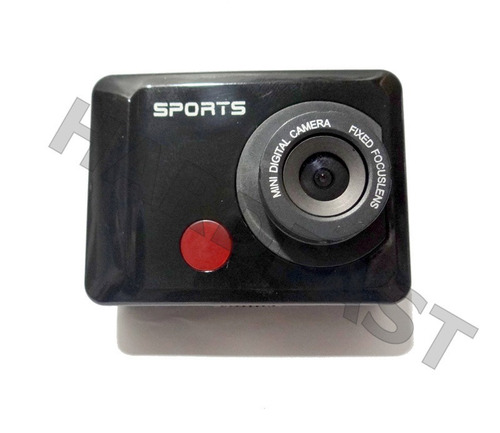 camera fhd vd5000 60fps disparador remoto 1080p 12mp fisheye