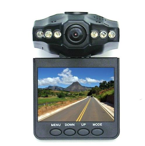 camera filmadora automotiva hd dvr visão noturna visor lcd