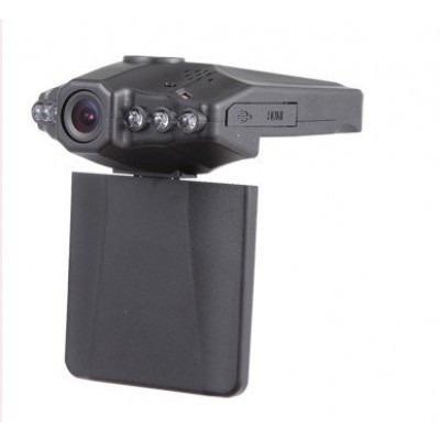 camera filmadora carro hd veicular visão noturna dvr lcd 2.5