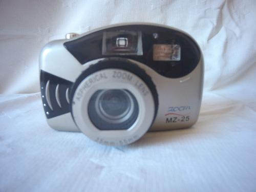 camera fotográfica analógica zoom mz-25 (leia descrição)