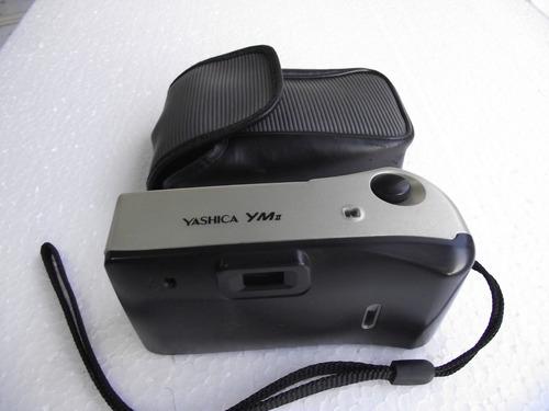 camera fotografica antiga yashica ym ll