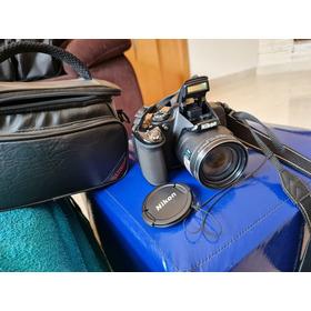Câmera Fotográfica Nikon, Modelo P 520, Semi Nova R$ 800,00